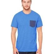 Men's Jersey Short-Sleeve Pocket T-Shirt