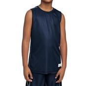 Youth PosiCharge™ Mesh Reversible Sleeveless Tee