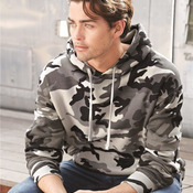 Hooded Pullover Sweatshirt