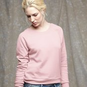 Women's French Terry Raglan Sweatshirt