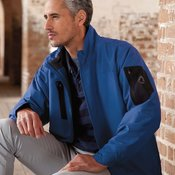 Glacier Mini-Ripstop Jacket with Polar Fleece Lining