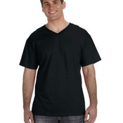 Men's 5 oz., 100% Heavy Cotton HD® V-Neck T-Shirt