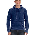 Adult Vintage Zen Fleece Pullover Hood