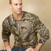 Adult Realtree® Camo Long Sleeve Tee