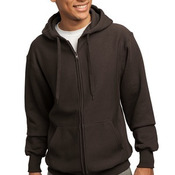 Super Heavyweight Full Zip Hooded Sweatshirt