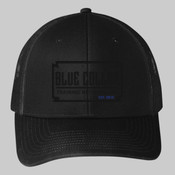 Blue Collar C112 PORT Cap Logo Full