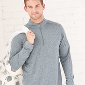 Vapor Performance Heather Quarter-Zip Pullover