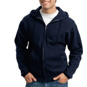 Super Sweats ® Full Zip Hooded Sweatshirt